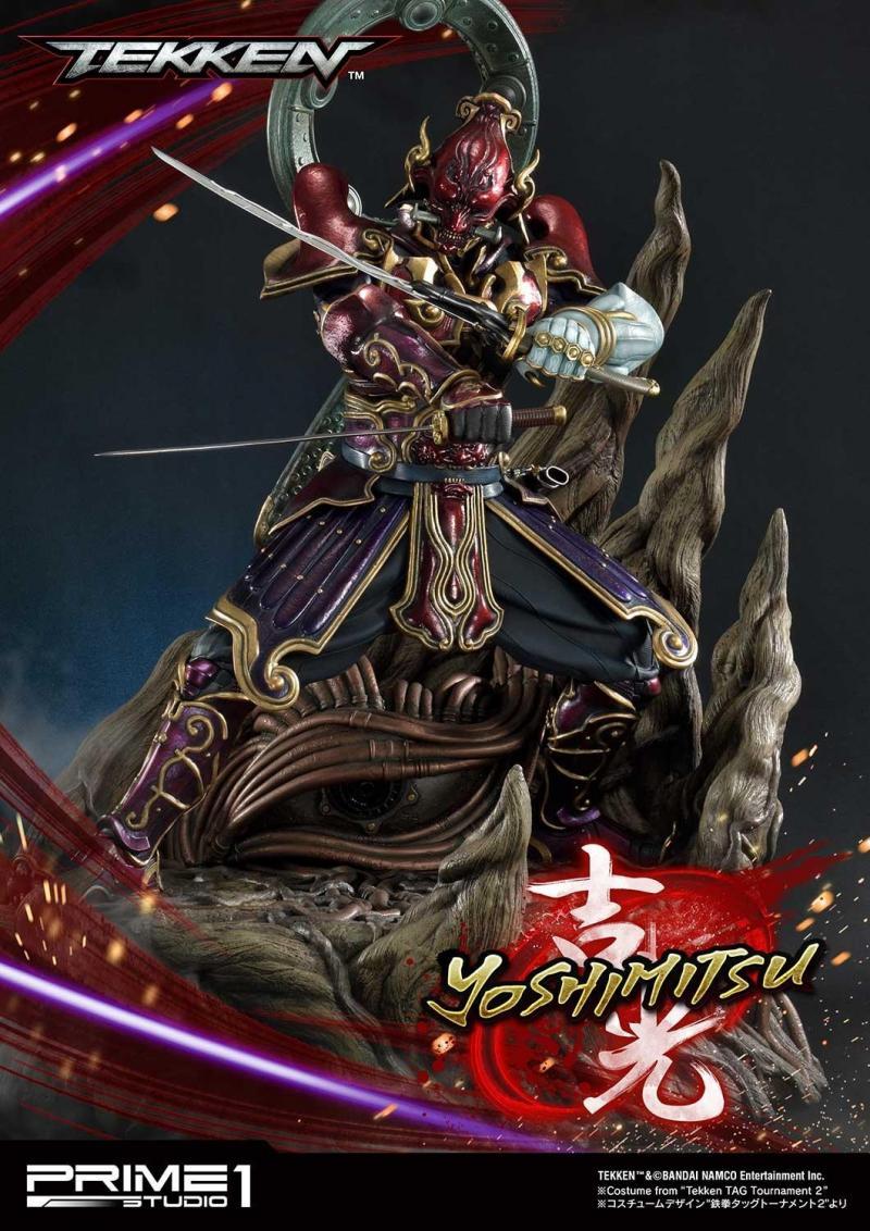 Yoshimitsu Tekken 7 1 4scale